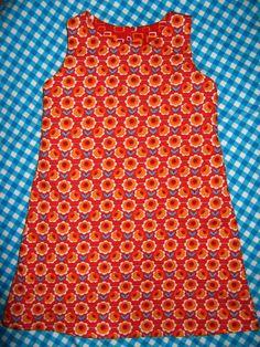 Omkeerbare jurk jersey van Hamburger Liebe