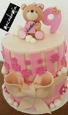 Torta cumpleaños niña