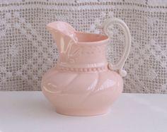 Lenox Pink Cream Pitcher