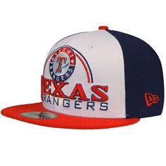 Texas Rangers New Era MLB Deluxe City Hat My Rangers 8d1948ee92c