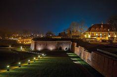Twierdza Zamość po renowacji - fortyfikacje otwarte dla turystów - Poznaj Polskę