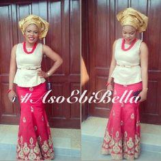 aso ebi, asoebi, bellanaija weddings, nigerian wedding, naija wedding, asoebi inspiration,@anehitaojb