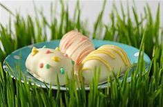 Easter Cookie Balls - 2 Recipes