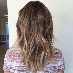 medium+layered+haircut+with+balayage+highlights