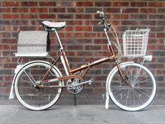 Raleigh Shopper Twenty Solitaire