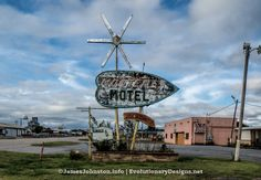 Random Picture of the Week #60: Monterey Motel in Chouteau, Oklahoma