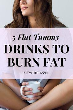 Flat Tummy Drink, Flat Tummy Fast, Flat Tummy Tips, Flat Belly, Lose Tummy Fat, Burn Belly Fat Fast, Reduce Belly Fat, Weight Loss Drinks, Weight Loss Smoothies