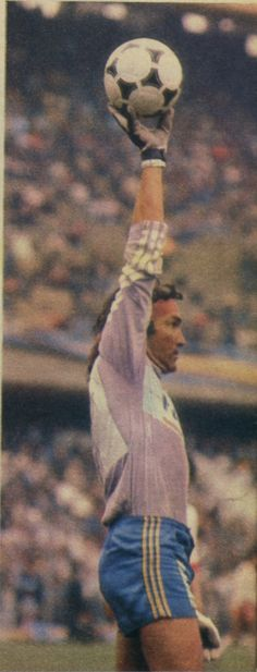 #BocaJuniors - 1985 - #Loco #Gatti