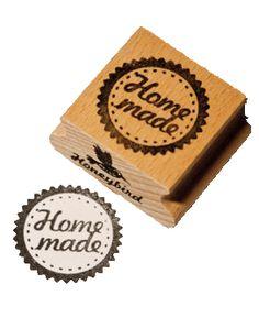 Miss Honeybird Stempel - Home made