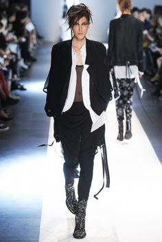 Ann Demeulemeester Lente/Zomer 2015 (8)  - Shows - Fashion