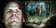 Goodbye Rupert. #outlanderstarz #outlander #SamHeughan #jamiefraser
