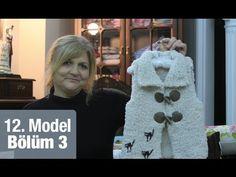12. Model (3/4) ● Örgü Modelleri - YouTube