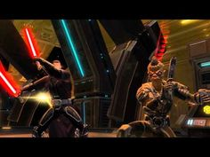 SWTOR: Bringing Down the Hammer