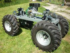 récit long et laborieux comme mon projet,microtracteur - Page 8 Stump Grinder, 4x4 Wheels, Agriculture Machine, Engin, Cool Tech, Arduino, Welding, Comme, Backyard