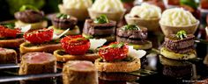 Fine Food - Galloping Gourmet at Rivervale Barn, Hampshire