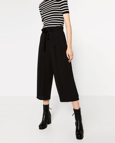 CULOTTES - Available in more colours
