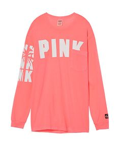 Shop PINK apparel for cute tops, tees, hoodies, leggings, joggers and more! Teen Fashion Outfits, Latest Outfits, Pink Outfits, Cute Outfits, Vs Pink Outfit, Ugly Outfits, Victoria Secret Outfits, Victoria Secret Pink, Pink Wardrobe