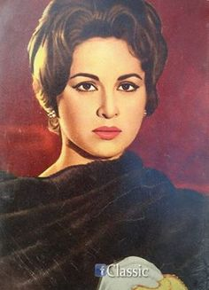 Faten Hamamma .. vintage Egypt