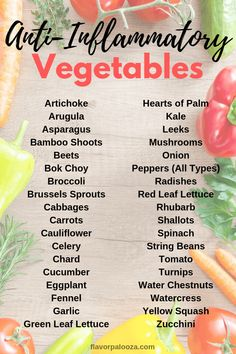 Nutrition 681591724841960246 - Your Complete Anti-Inflammatory Foods List {Cheat Sheets} On an anti-inflammatory diet? Here's a complete list of anti-inflammatory vegetables to choose from. Health And Nutrition, Health Tips, Science Nutrition, Nutrition Jobs, Holistic Nutrition, Proper Nutrition, Complete Nutrition, Health Benefits, Nutrition Plans