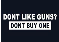 #GunControl #GunRights #SecondAmendment #2ndAmendment #therighttobeararms #guns #Pro-guns