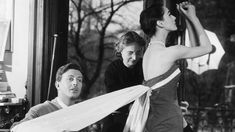 Hubert de Givenchy's legacy starts with 'respecting the fabric'.