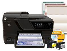 HP OfficeJet Pro 8600MX - MICR All In One Printer