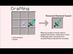 Minecraft Crafting Ideas 2