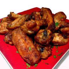 One Perfect Bite: Tapas - Spanish-Style Garlic Chicken Wings