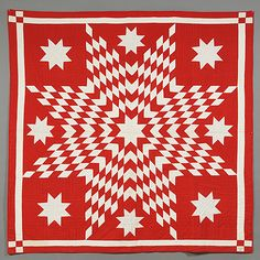 Cotton Lone Star Quilt   Sale Number 2753T, Lot Number 1171   Skinner Auctioneers