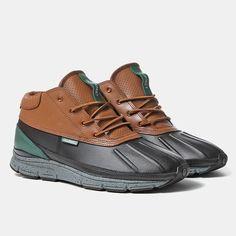 Gourmet Quadici Lite Shoes - Dark Vegtan