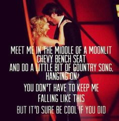 love songs country for him