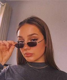 Glasses women hipster fashion ideas ideas - Brille Frauen Hipster Mode Id. Beauty Makeup, Hair Makeup, Hair Beauty, Makeup Eyes, Fashion Mode, Fashion Beauty, Hipster Fashion, Style Fashion, Fashion Ideas