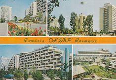 Vederi litoral (6) Concrete Architecture, Childhood Memories, Marie, The Past, Retro, Color, Littoral Zone, Romania, Colour