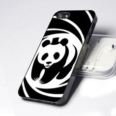 Panda Funny James Bond 5 design for iPhone 5 Case | thecustom - Accessories on ArtFire