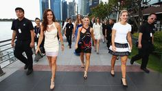 Kerber, Radwanska Lead Red & White Groups In WTA Finals Round Robin Draw