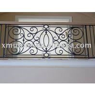 Wrought iron railings - www.irondoor.cn