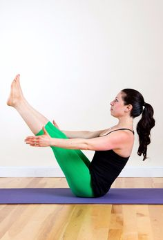 3 Intense Bodyweight Moves to Tone Your Lower Abs
