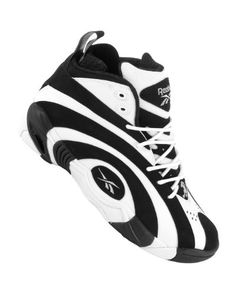 new product 74fff 52f91 reebok shaqnosis OG mens hi top basketball trainers sneakers shoes