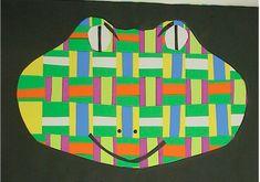ABC School Art: weaving