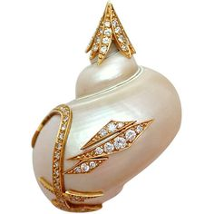 1STDIBS.COM Jewelry & Watches - Sterlé Paris - Unusual Sterlé Paris... ❤ liked on Polyvore