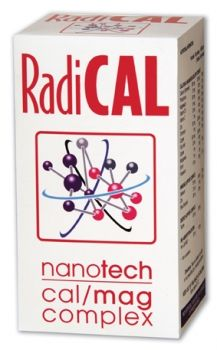 radical nanotech cal-mag complex 30's
