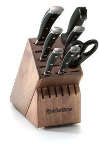 Iron Chef Knives Set