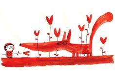 #so65 #cappuccetto rosso