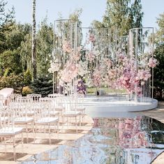 Desi Wedding Decor, Wedding Stage Design, Wedding Reception Backdrop, Wedding Stage Decorations, Flower Wall Wedding, Rose Wedding, Eclectic Wedding, Wedding Altars, Beach Ceremony