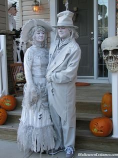 ghost couples costumes - Halloween Costumes 2013