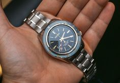 Grand Seiko Spring Drive GMT SBGE015 Watch Hands-On