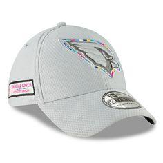 Men s Arizona Cardinals New Era Gray Crucial Catch 39THIRTY Flex Hat  nfl   nflhat   56147d801