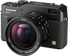 Panasonic Lumix DMC-LC1 / before Panasonic stopped creating beautiful cameras