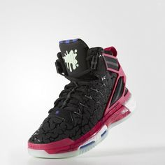 165cf7426f01e adidas D Rose 6 Boost Shoes - Black