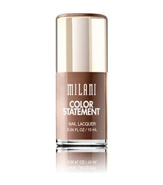 """Bronze"" - Milani Color Statement Nail Lacquer"